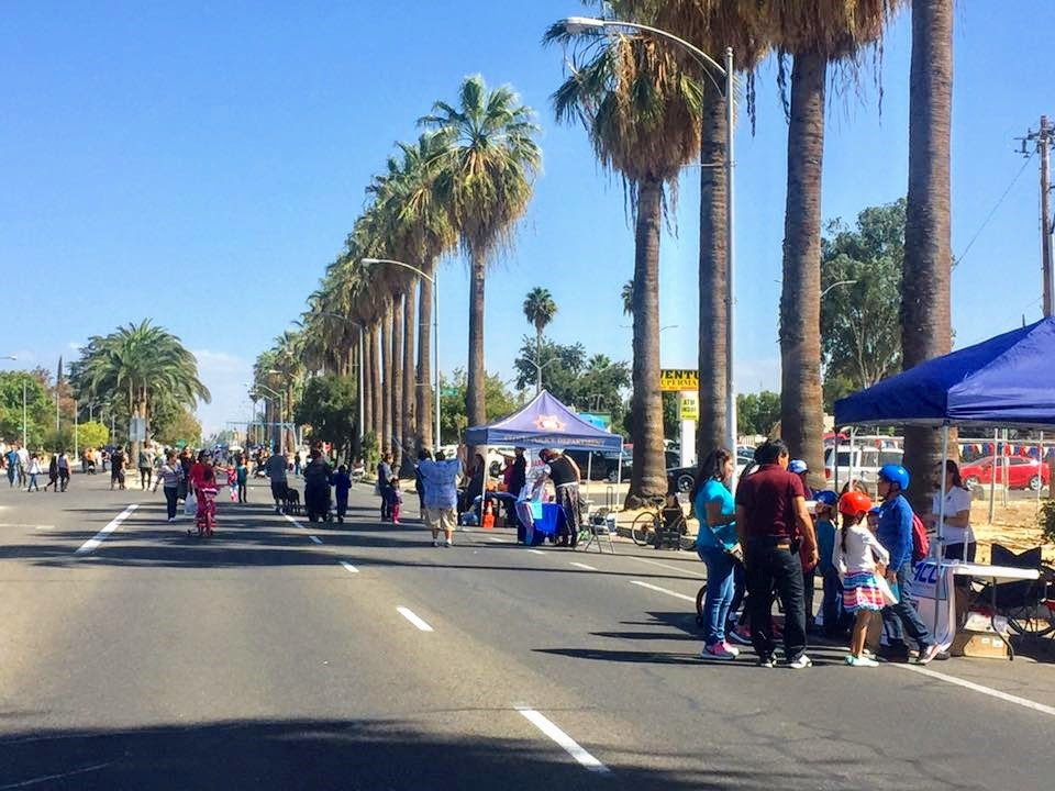 CenCalVia Gets Fresno Moving with Open Streets Initiative