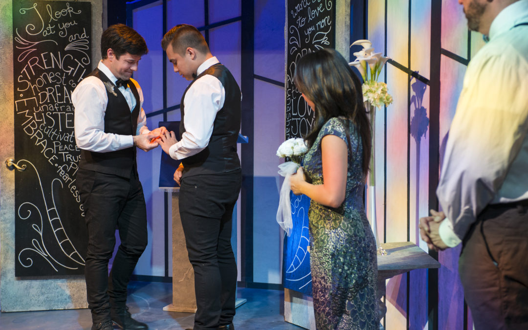 New Conservatory Theatre Center Brings LGBT Visibility to the Central Valley through Performing Arts