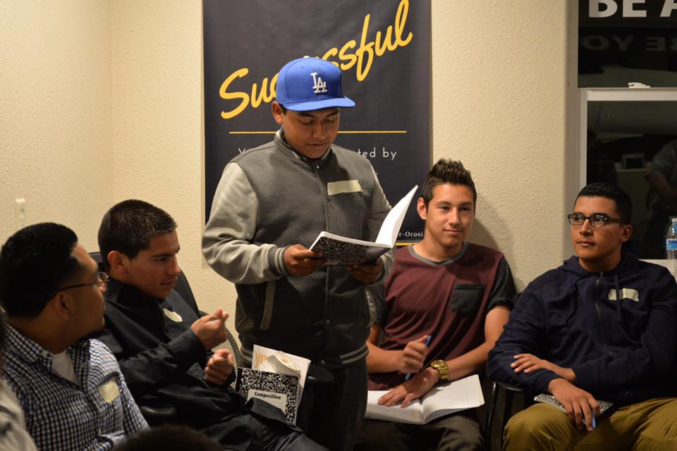 """The Young Men's Initiative puts an """"Edge"""" on Learning to Support Underserved Youth"""
